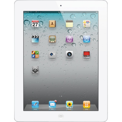 Apple iPad 2 Wi-Fi 16GB white