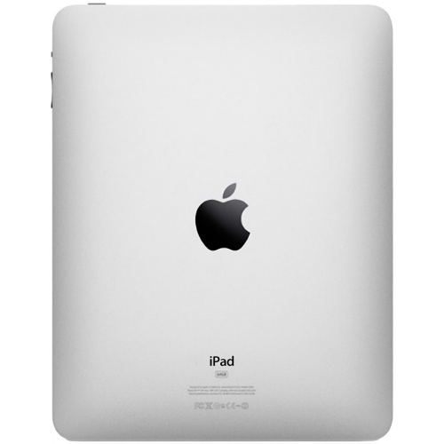 Фото Apple iPad 2 Wi-Fi 16GB white