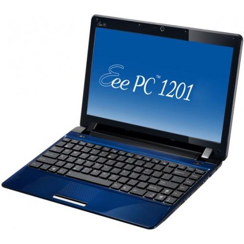 Фото Asus Eee PC 1201HA blue (EPC1201HA-Z520N1CHWBL)