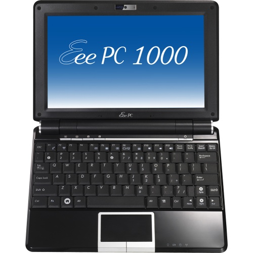 Asus Eee PC 1000HD (EEEPC1000HD-BLK029X) black