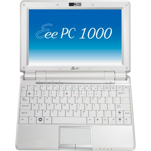 Asus Eee PC 1000HD (EEEPC1000HD-WHI027X) white