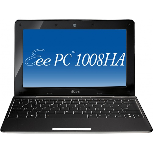 Asus Eee PC 1008HA (1008HA-BLK033X) black
