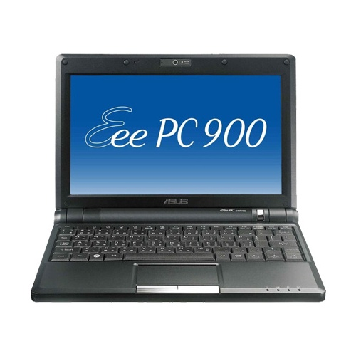 Asus Eee PC 900HD (EPC900HD-BLK012X) black