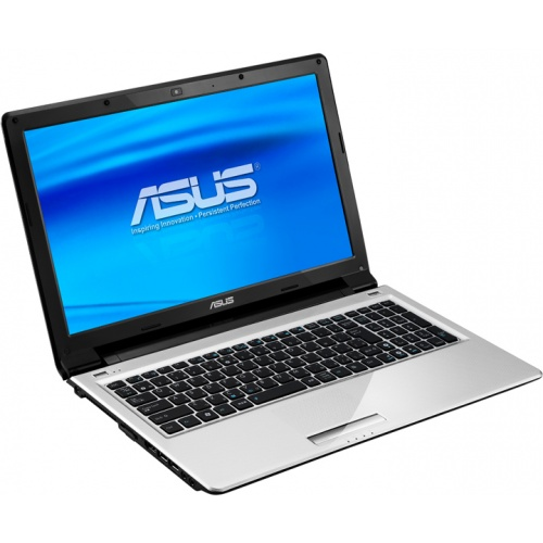 Asus UL50Vg (UL50Vg-SU73SEGFAW) silver