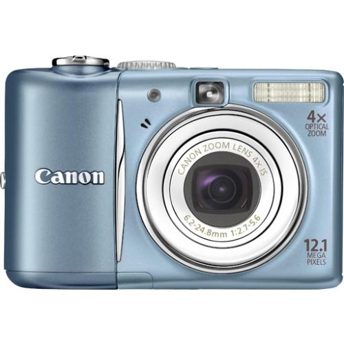 Фото Canon PowerShot A1100 IS blue
