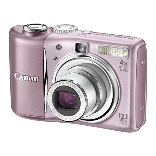 Фотография Canon PowerShot A1100 IS pink