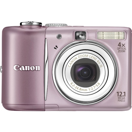 Фото Canon PowerShot A1100 IS pink