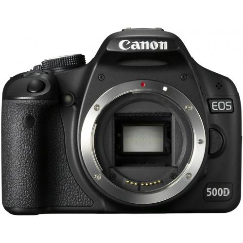 Canon EOS 500D (body)