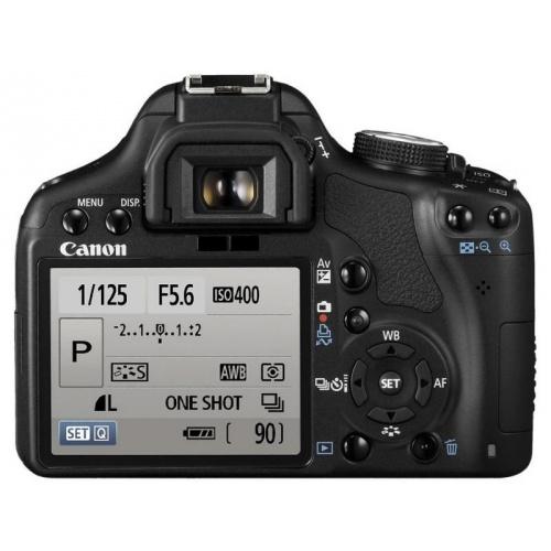 Фото Canon EOS 500D (body)