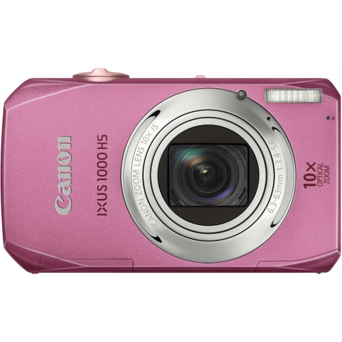 Canon IXUS 1000 HS pink