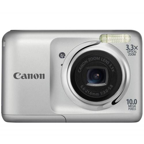 Canon PowerShot A800 silver