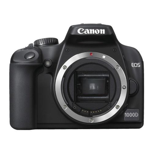 Canon EOS 1000D (body)