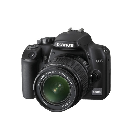 Canon EOS 1000D (kit 18-55)