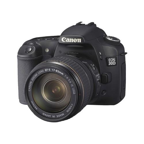 Canon EOS 30D (kit 17-85 + вспышка 430EX)