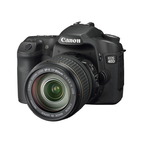Canon EOS 40D (double kit 18-55 + 55-250)