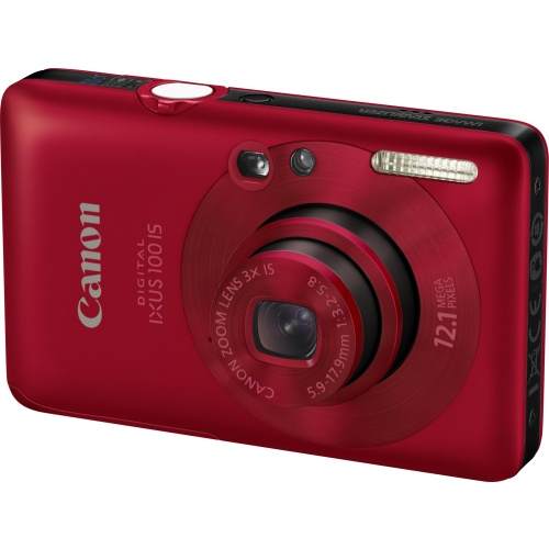 Canon IXUS 100 IS red
