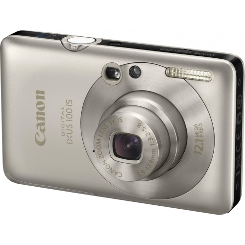 Canon IXUS 100 IS silver