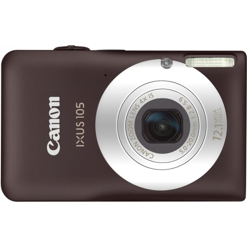 Canon IXUS 105 brown