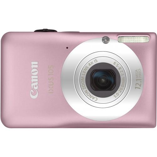 Canon IXUS 105 pink