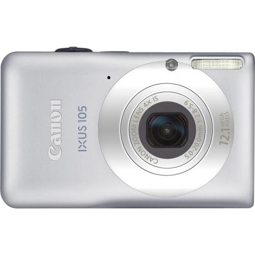 Canon IXUS 105 silver