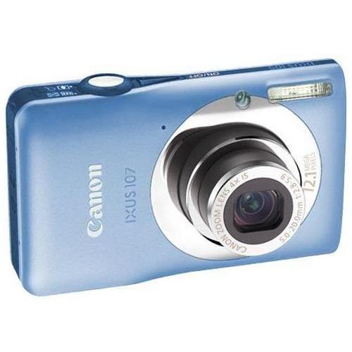 Canon IXUS 107 blue