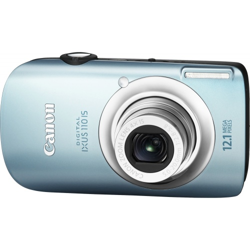 Canon IXUS 110 IS blue