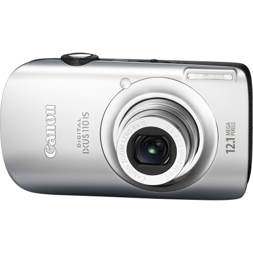 Canon IXUS 110 IS silver