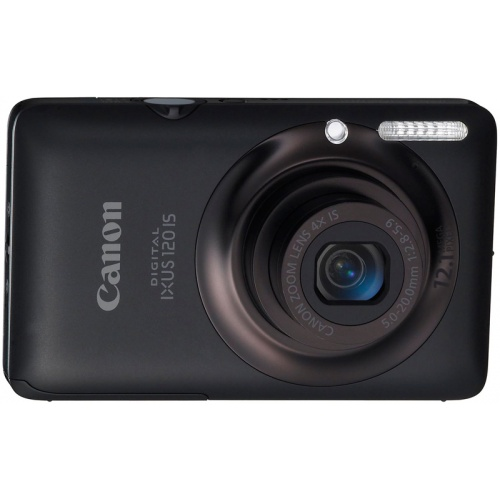 Canon IXUS 120 IS black