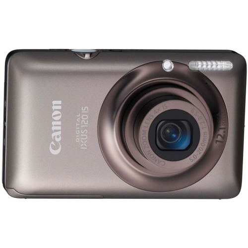 Canon IXUS 120 IS brown