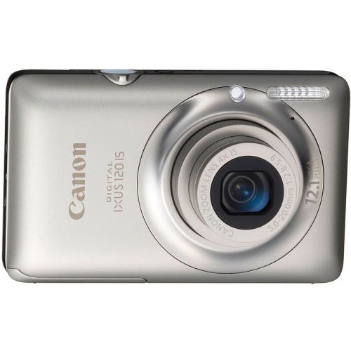 Canon IXUS 120 IS silver