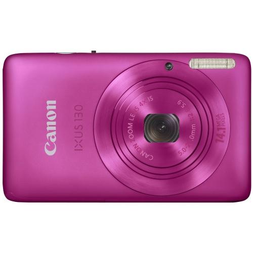 Canon IXUS 130 pink