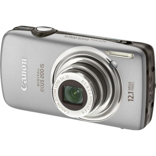Canon IXUS 200 IS silver