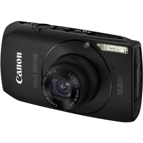 Canon IXUS 300 HS black
