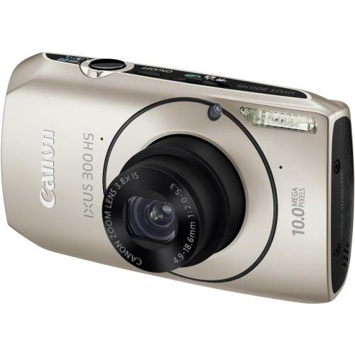 Canon IXUS 300 HS silver