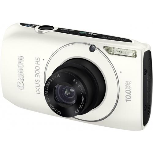 Canon IXUS 300 HS white