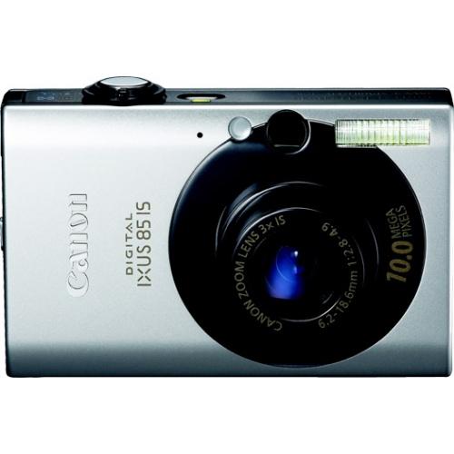 Canon IXUS 85 IS black
