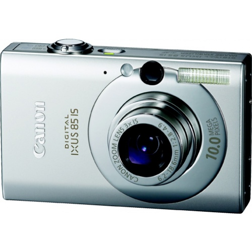 Canon IXUS 85 IS silver