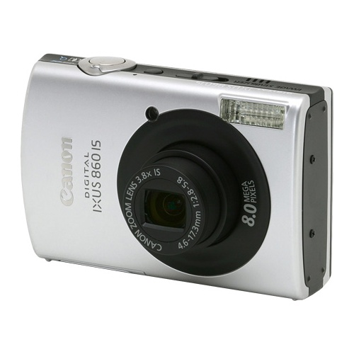 Canon IXUS 860 IS black