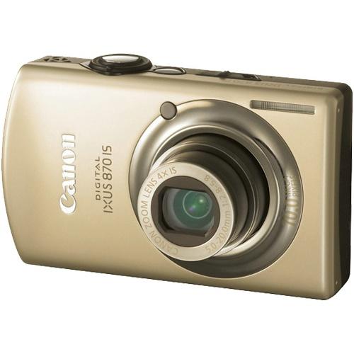 Canon IXUS 870 IS gold