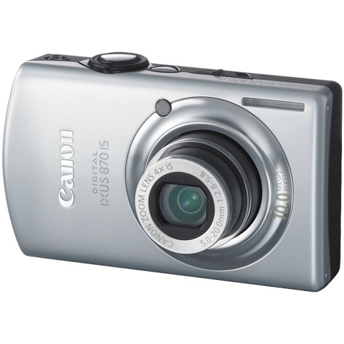 Canon IXUS 870 IS silver