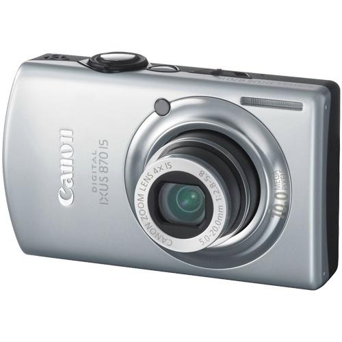 Canon IXUS 870 IS silver