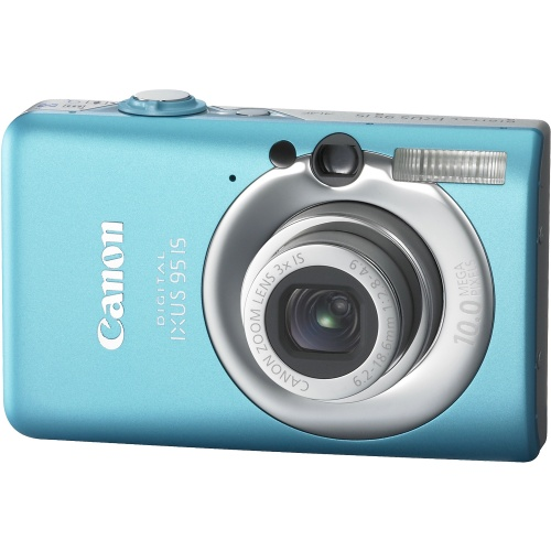Canon IXUS 95 IS blue