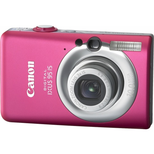 Фотография Canon IXUS 95 IS pink
