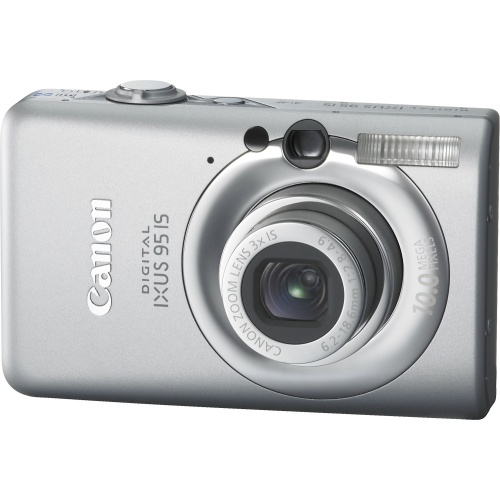 Фотография Canon IXUS 95 IS silver