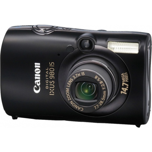 Canon IXUS 980 IS black