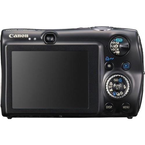 Фото Canon IXUS 980 IS black