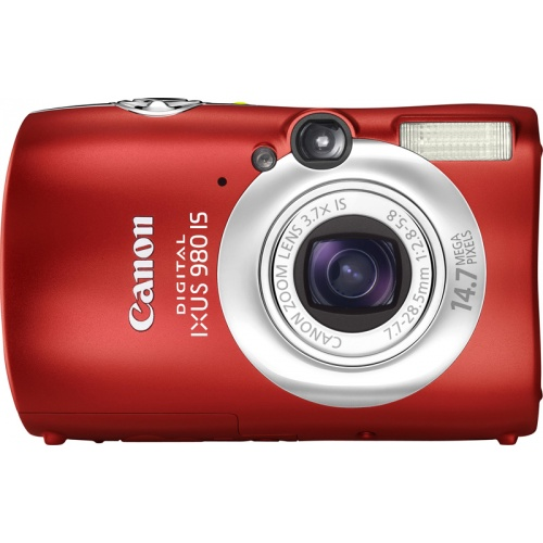 Фото Canon IXUS 980 IS red