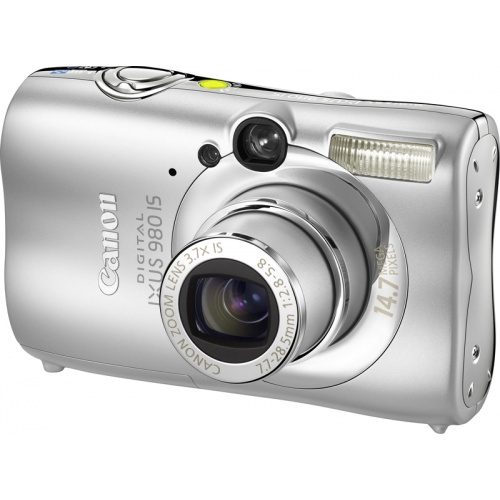 Canon IXUS 980 IS silver