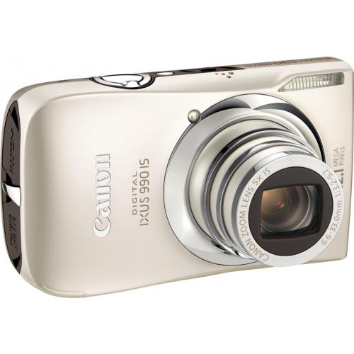 Фото Canon IXUS 990 IS
