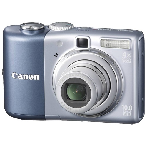Canon PowerShot A1000 IS blue
